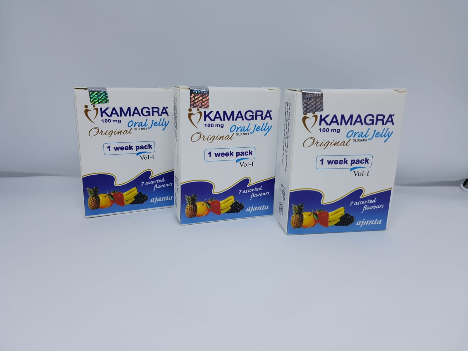 Gel Kamagra Orall Jelly